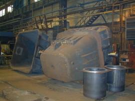 Steel plants equipment