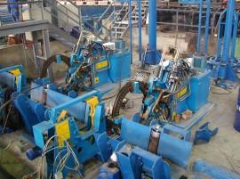 Rolling mill equipment