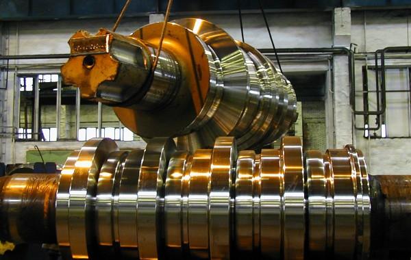 Metallurgical rolls