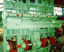 Coke plant equipment