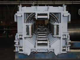 Continuous casting plants equipment