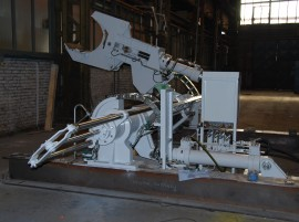 Rolling mill equipment