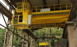 Production and modernization of industrial cranes