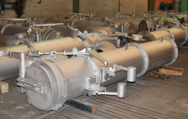 Coke plant equipment