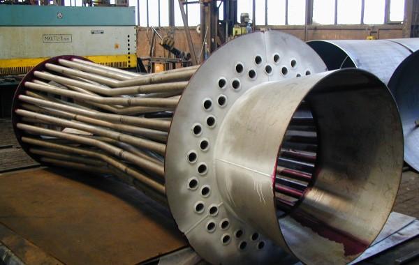 Blast furnaces equipment