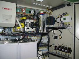 Electrotechnical Plant